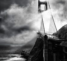 Golden Gate Bridge by DanielBustPhoto