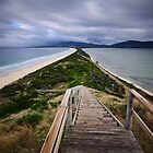 Bruny Island Isthmus by Kana Photography