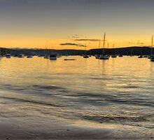 Memories of Day - Clareville Beach, Sydney - The HDR Experience by Philip Johnson