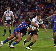 Knights V Panthers I by Tam  Locke