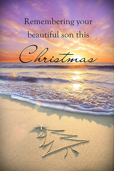 Remembering a Son - Christmas by CarlyMarie