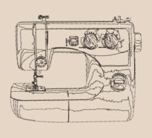 Sewing Machine (girls only!) by eleni dreamel