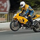 Alan Connor Isle of Man TT 2011 by Stephen Kane