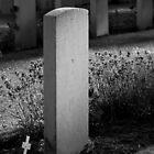 Ypres Ramparts cemetery by Tony Roddam