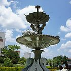 City Fountain by Laurie Perry