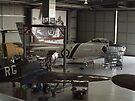 CAC CA-27 Sabre and Supermarine Spitfire Mk VIII - Temora Aviation Museum by Joe Hupp