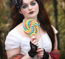 Rebecca 5 by Amanda White