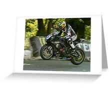 Isle of Man TT 2011 Greeting Card