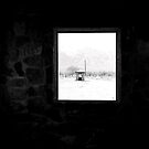 Window View - Manzanar by Harry Snowden