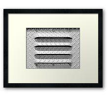 Venting Framed Print