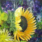 sunflower by Faith Puleston