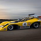 Big Bangers  Lola T 222 by Uwe Rothuysen