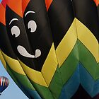 Mmmm...tasty - Balloon Festival by Edward Fielding