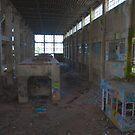Abandoned Power Station by Brendan J. Robertson