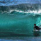Bodyboarding Fun by Damon Colbeck