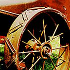 Old Farm Machinery by Laurast