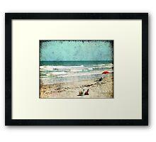 Summertime... Framed Print