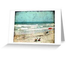 Summertime... Greeting Card