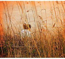 Flirting with Summer Photographic Print