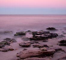Rocky Shore by NolsNZ