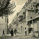 Old SPLIT postcard  by MedILS