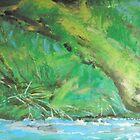Moss-2 by John Fish