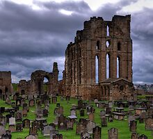 Tynemouth Priory by Chris Vincent
