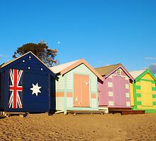 Melbourne and Surrounds by Natasha M