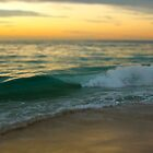 Sunset Wave by simtmb