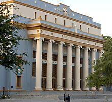 Hanford Civic Auditorium by Buckwhite