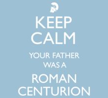 Rory Williams- Roman Centurion Kids Clothes