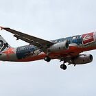 Jetstar Airways  -  VH-VGZ by Cecily McCarthy