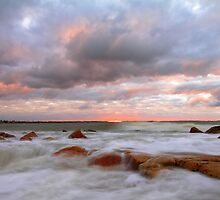 port elliot sunrise by adouglas