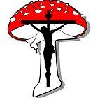Christ Mushroom by immortalfruit