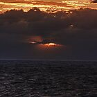 Sunrise at Bondi 1 by normanorly