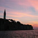 Rovinj sunset by machka