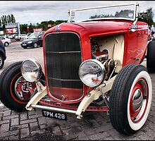 Ford Hot Rod - # 1 by Jazzdenski