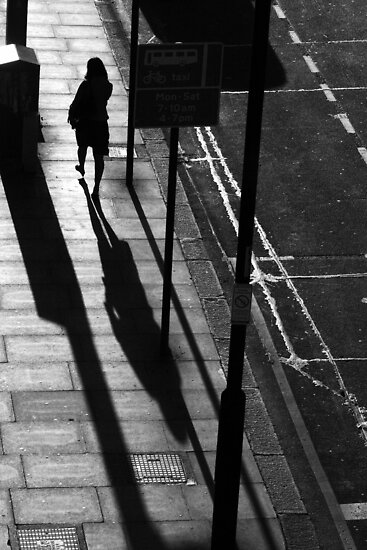"""""""The shadow woman"""" by Alexander Isaias"""