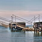Huts and Nets by paolo1955