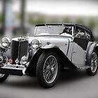 MG Roadster by Bob Martin