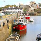 The Harbour - Roundstone by picketty