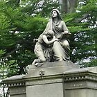 Chamberlain {Lake View Cemetery, Cleveland, Ohio} by WonderlandGlass