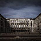 Ministry of Aviation Berlin by Rumtreiber