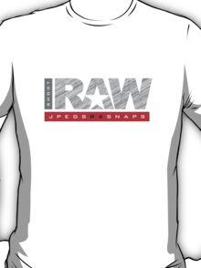 Shoot Raw T-Shirt