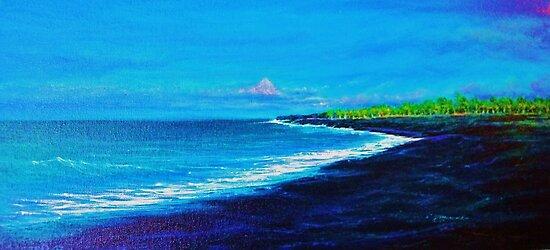 Kawi Lava Flow, N. Kona by jyruff