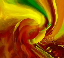 Life flowing - Abstract by haya1812
