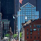 Boston Waterfront by Robert  Mackert