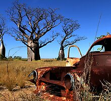Grandad's Car by Mark Ingram Photography