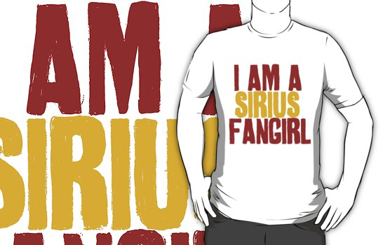 I Am a Sirius Fangirl by annoregni