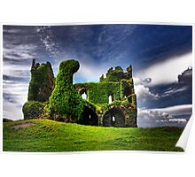 Ballycarberry Castle Poster